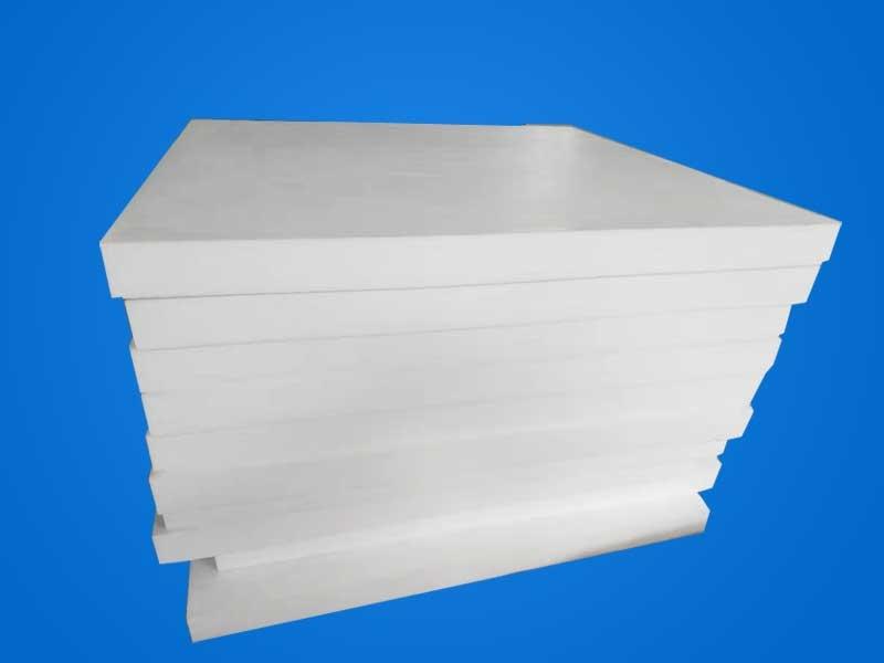 耐磨密封材料PTFE模压板特氟龙板