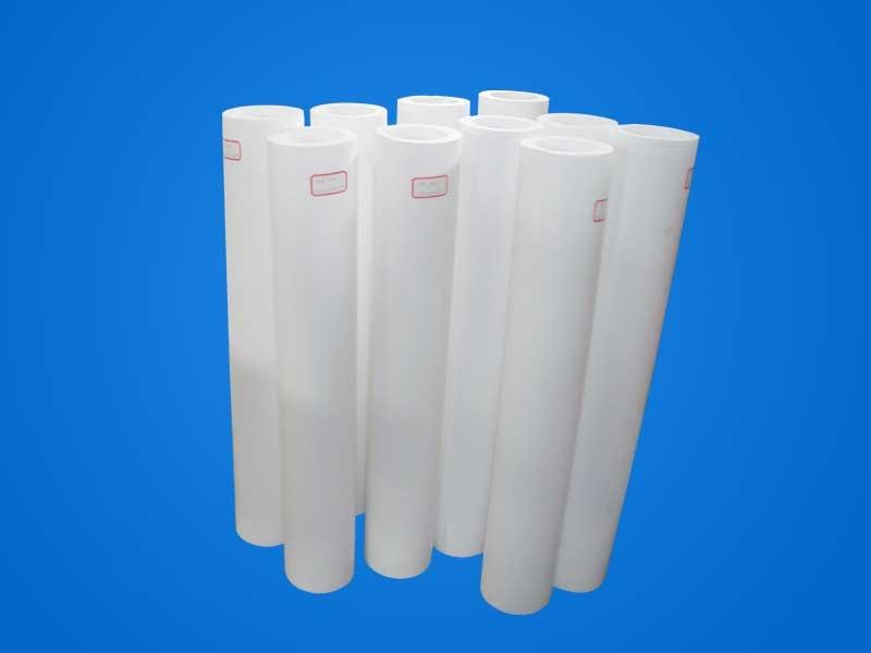 防腐绝缘耐磨PTFE推压管四氟挤出套管