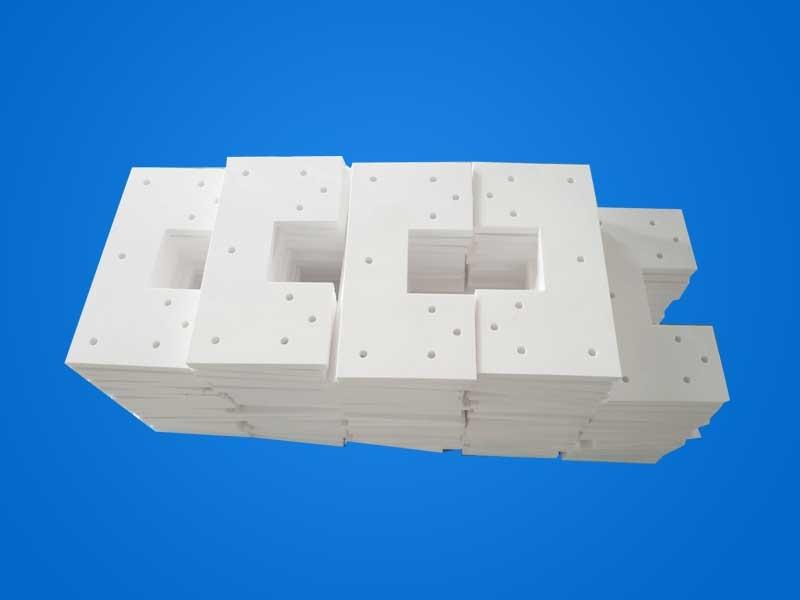 四氟非标耐磨件PTFE耐磨件