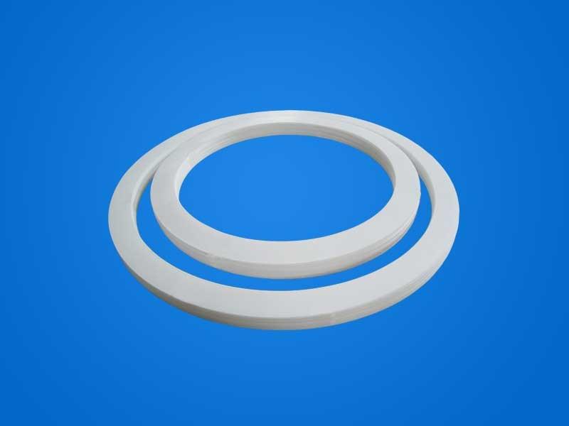 密封材料聚四氟乙烯垫片PTFE法兰垫片