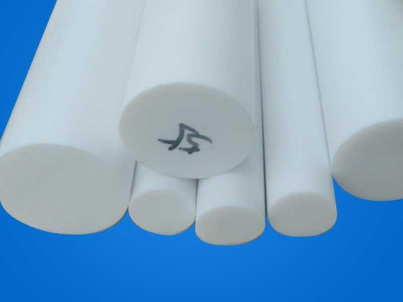 绝缘密封垫材料PTFE聚四氟乙烯棒