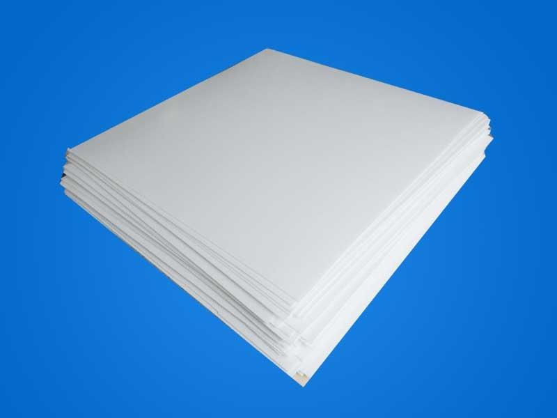 新型聚四氟乙烯板可以替代垫片吗?